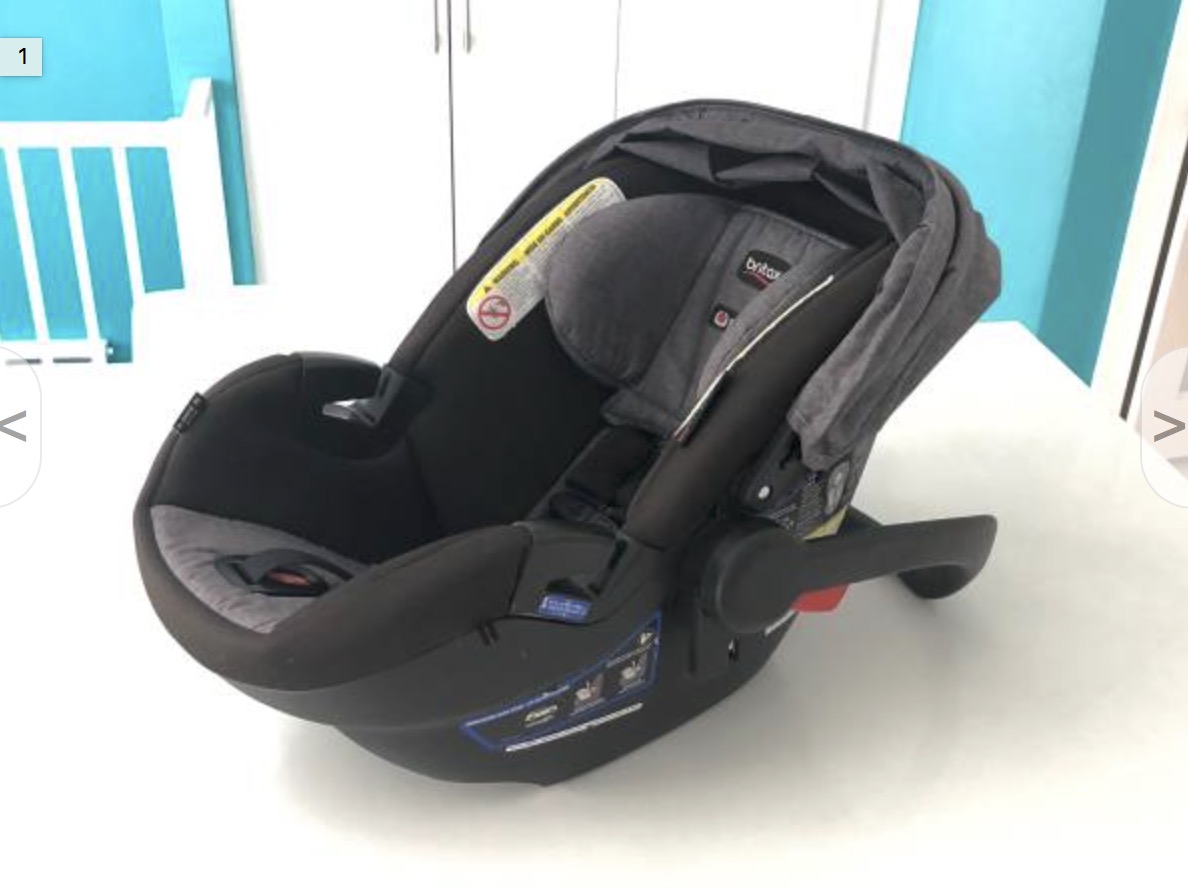 Sunshiny March Infant Car Seat Britax Elite Baby Car Seat Two Local Pick Up Two Britax B Safe 35 Elite Manual Britax B Safe Stroller Adapter Only A Year baby Britax B Safe