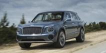 Bentley-suv