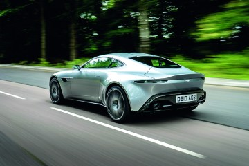 Spectre car aston martin db 10