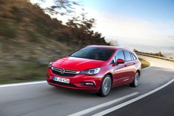 La nuova Opel Astra Sports Tourer si va ad inserire in un segmento molto competitivo