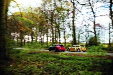 Renault Clio V6 Peugeot 208 GTi