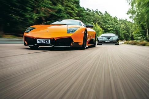 V12 Lamborghini
