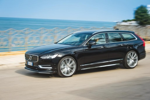 Volvo V90 e S90 © Francesco Vignali Photography