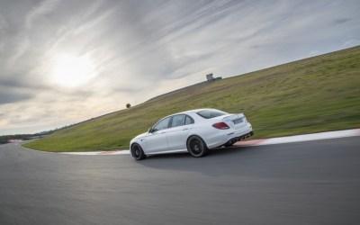 Mercedes-AMG E 63 4MATIC+ Portimão 2016Press Test Drive Mercedes-AMG E 63 Portimao 2016