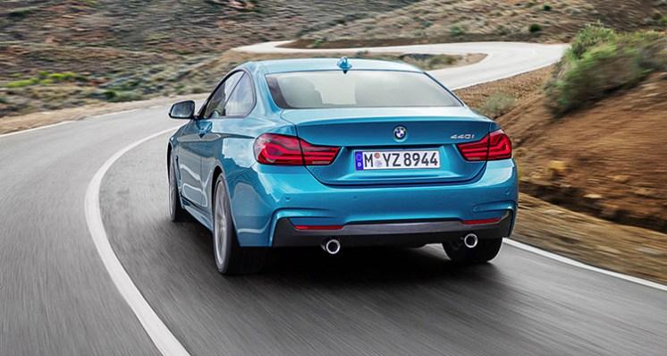BMW 440 i First Drive