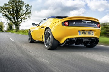 Lotus Elise Sprint 220 First Drive