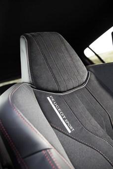 PEUGEOT 308 GTi sedile