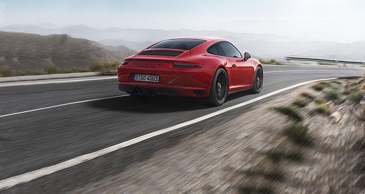 Porsche 911 GTS First Drive COP