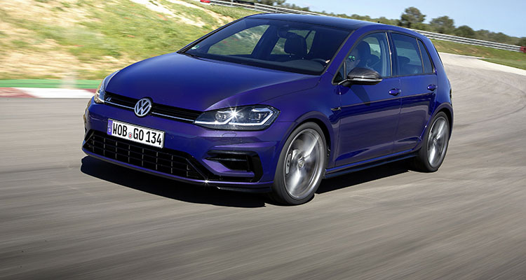 Volkswagen Golf R First Drive 3