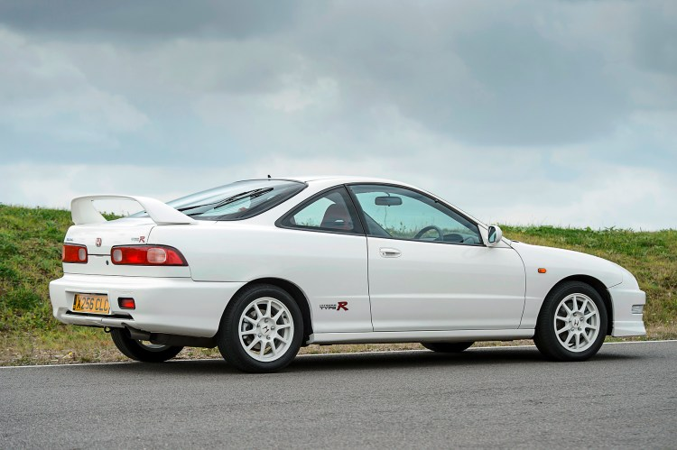 25 Years of Type R - The 1998 Integra Type R (EP3)