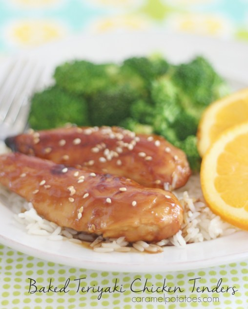 Baked Teriyaki Chicken 123