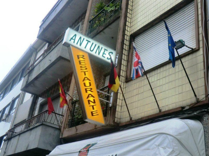 Restaurante Antunes | O Pernil do Bonjardim