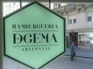 Hamburgueria DeGema   Porto   Carapaus de Comida