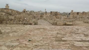 Old Roman city of Amman