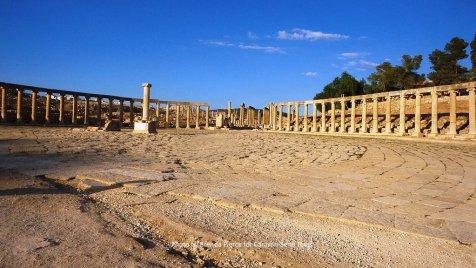 Forum at Jerash
