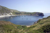 Jurassic Coast at Lyme Regis