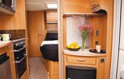Swift Challenger 570 Interior
