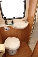 Tribute T-620 washroom