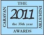 Caravan Industry Awards 2011