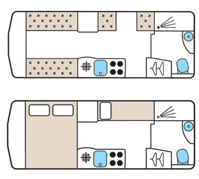 A S Kensington Floor Plans