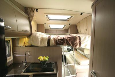 Adria Matrix Supreme Bunk Bed