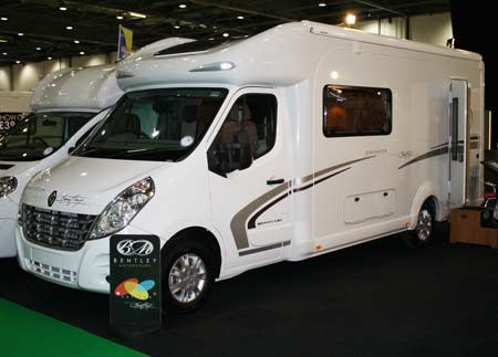 bentley motorhomes