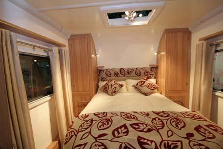 Bailey Retreat willow bedroom