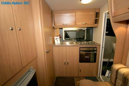 elddis xplore 302 kitchen