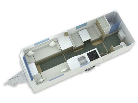 xplore530 3D floor plan