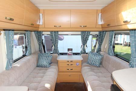 2014 Elddis Compass Corona 462 lounge