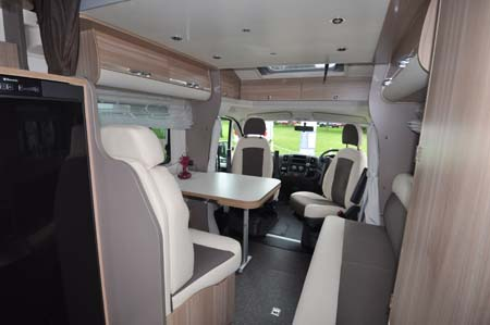 Inside the Adria Matrix Axess