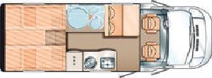 Carado-T337-Motorhome-floor-plan