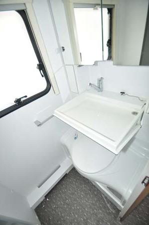 Adria Altea 552DT Tamar wash room