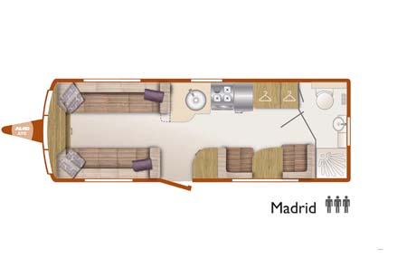 Madrid Floor Plan