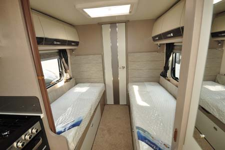 Sterling Continental 565 Twin Beds