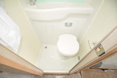 Swift Rio Washroom