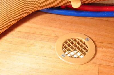 Wood Meshed Cover