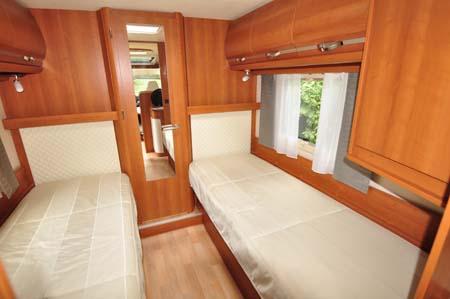 Rapido 665 Motorhome Twin Beds