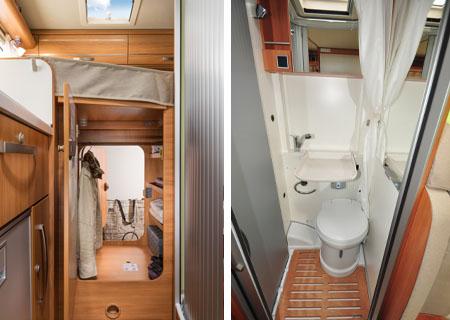 Hymer 314 washroom and under bed storage copy