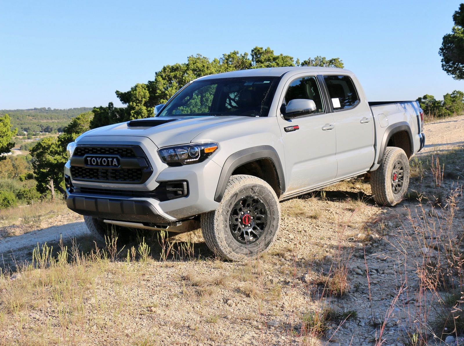sampling the taco supreme first drive of the 2017 toyota tacoma trd pro carblog. Black Bedroom Furniture Sets. Home Design Ideas