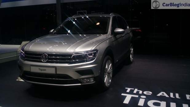 upcoming new car launches india 2016 volkswagen-tiguan-auto-expo-2016