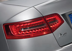 Audi A6 Tail Light