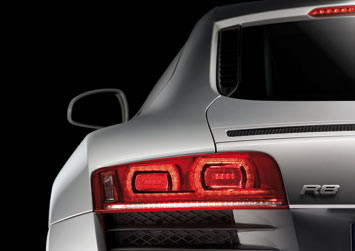Audi R8 LED Tail Lights