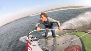 Windsurfing in Peru