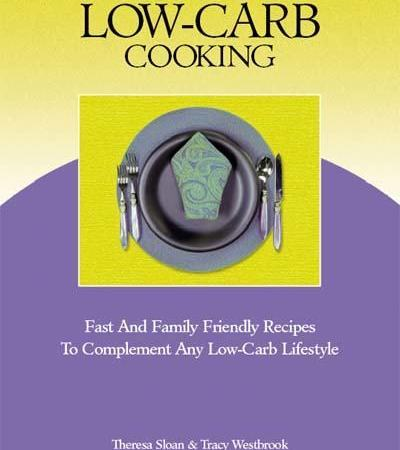 Easy Living Low-Carb Cooking – Published by CarbSmart  – Over 150 Induction-Friendly Recipes – NOW IN IT'S THIRD PRINTING!