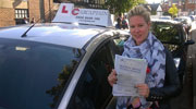 Guaranteed Pass Driving Lessons London