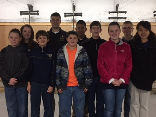 DCC Rifle Team Meets with the Army Marksmanship Unit