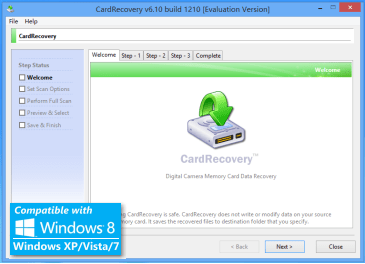 CardRecovery 6.10 Build 1210 Full Crack Keygen Serials Patch Torrents