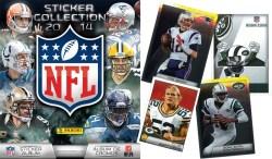 Panini NFL 2014 stickers, Tom Brady, Patriots, sticker book