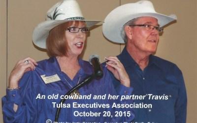 Tulsa Executive Association Celebrates 85 years.